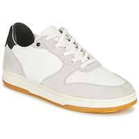 Sko Lave sneakers Clae MALONE Hvid / Grå