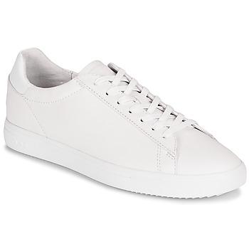 Sko Lave sneakers Clae BRADLEY Hvid