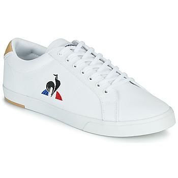 Sko Herre Lave sneakers Le Coq Sportif VERDON II Hvid / Brun