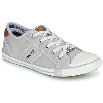 Sko Dame Lave sneakers Mustang NATHALIA Violet