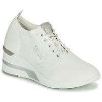 Sko Dame Høje sneakers Mustang THALIA Hvid
