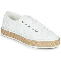 Sko Dame Lave sneakers Banana Moon ECHA MURRAY Hvid