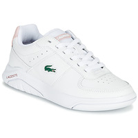 Sko Dame Lave sneakers Lacoste GAME ADVANCE 0721 2 SFA Hvid / Pink