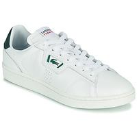 Sko Herre Lave sneakers Lacoste MASTERS CLASSIC 07211 SMA Hvid / Grøn