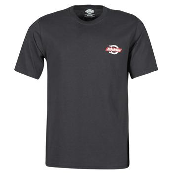 textil Herre T-shirts m. korte ærmer Dickies RUSTON Sort