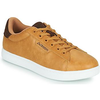 Sko Herre Lave sneakers Kappa TCHOURI Brun