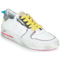 Sko Dame Lave sneakers Semerdjian SONA Hvid / Sølv