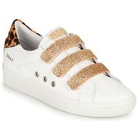 Sko Dame Lave sneakers Semerdjian GARBIS Hvid / Guld