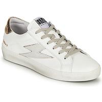 Sko Dame Lave sneakers Semerdjian CATRI Hvid / Guld