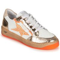 Sko Dame Lave sneakers Semerdjian ARTO Hvid / Orange