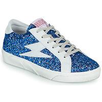 Sko Dame Lave sneakers Semerdjian OSLO Blå