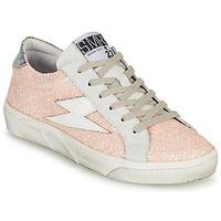 Sko Dame Lave sneakers Semerdjian CATMI Pink
