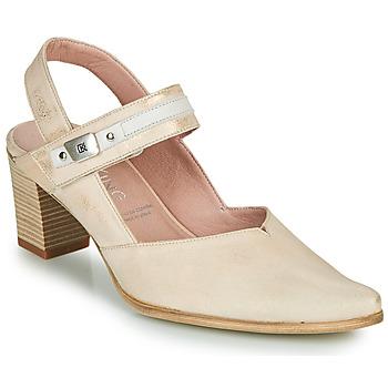 Sko Dame Højhælede sko Dorking LEA Pink