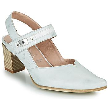 Sko Dame Højhælede sko Dorking LEA Sølv