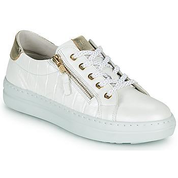 Sko Dame Lave sneakers Dorking VIP Hvid / Sølv
