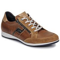Sko Herre Lave sneakers Fluchos 0207-AFELPADO-CAMEL Brun