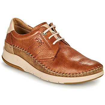 Sko Herre Lave sneakers Fluchos 0795-TORNADO-CUERO Brun