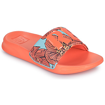 Sko Pige badesandaler Reef KIDS ONE SLIDE Orange