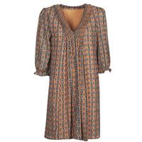 textil Dame Korte kjoler Freeman T.Porter JUNA SAMBA Orange