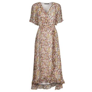 textil Dame Korte kjoler Freeman T.Porter ROLINE GARDEN Flerfarvet
