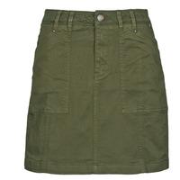 textil Dame Nederdele Freeman T.Porter JELISSA CAPY Oliven / Nat
