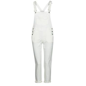 textil Dame Buksedragter / Overalls Freeman T.Porter TARA MUZEY Sne / Hvid