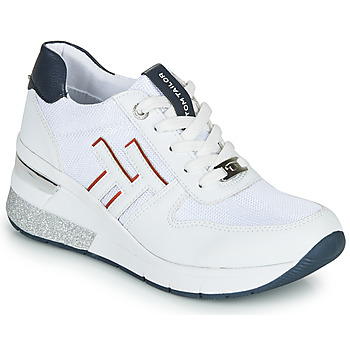 Sko Dame Lave sneakers Tom Tailor JISEL Hvid