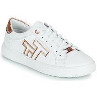 Sko Dame Lave sneakers Tom Tailor POUCE Hvid