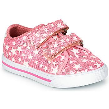 Sko Pige Lave sneakers Chicco FIORENZA Pink
