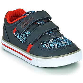 Sko Dreng Lave sneakers Chicco FREDERIC Blå / Rød