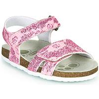 Sko Pige Sandaler Chicco FIORE Pink