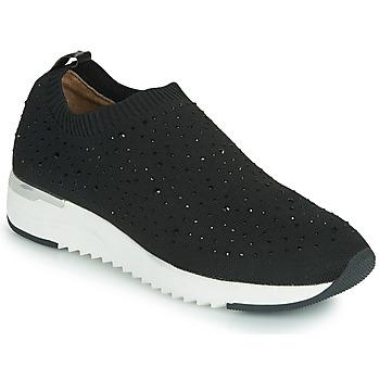 Sko Dame Lave sneakers Caprice 24700 Sort