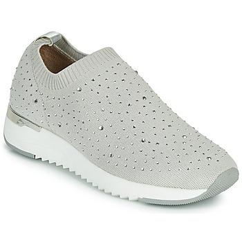 Sko Dame Lave sneakers Caprice 24700 Grå