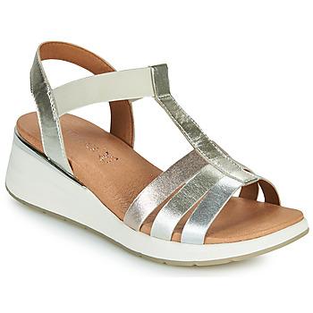 Sko Dame Sandaler Caprice 28308-970 Sølv
