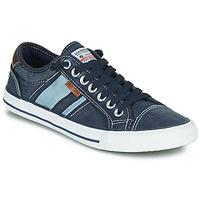 Sko Herre Lave sneakers Dockers by Gerli 42JZ004-670 Blå