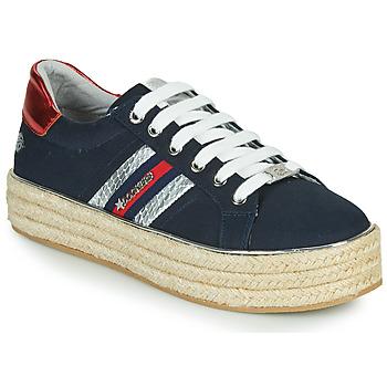 Sko Dame Lave sneakers Dockers by Gerli 46GV202-660 Blå