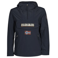textil Herre Parkaer Napapijri RAINFOREST SUMMER POCKET Marineblå