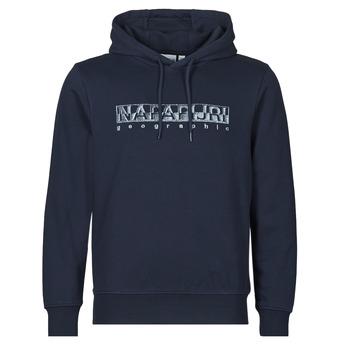textil Herre Sweatshirts Napapijri BALLAR Marineblå