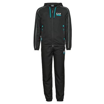 textil Herre Træningsdragter Emporio Armani EA7 3KPV02-PNP5Z-1200 Sort