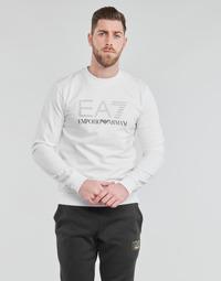 textil Herre Sweatshirts Emporio Armani EA7 3KPMD7-PJ2SZ-1100 Hvid