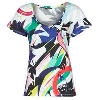 textil Dame T-shirts m. korte ærmer One Step MONA Flerfarvet