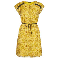 textil Dame Korte kjoler One Step RAYNA Gul
