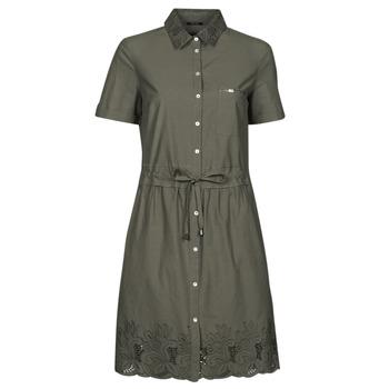 textil Dame Korte kjoler One Step REBA Kaki