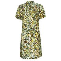 textil Dame Korte kjoler One Step RAINBOW Grøn