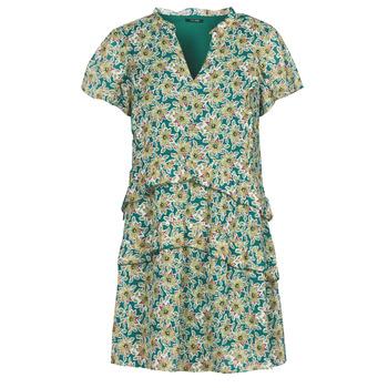 textil Dame Korte kjoler One Step RICA Flerfarvet