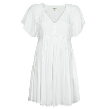 textil Dame Korte kjoler Rip Curl IN YOUR DREAMS DRESS Hvid