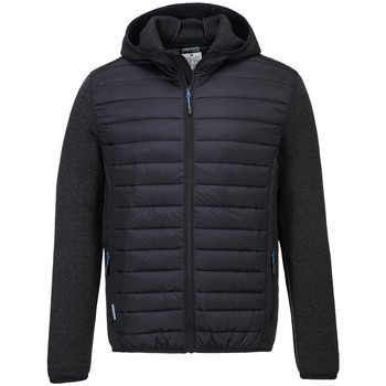 textil Dynejakker Portwest PW1121 Grey Marl/Black