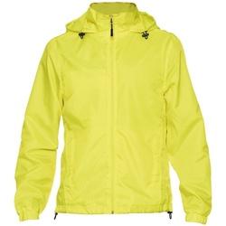 textil Jakker Gildan GH112 Safety Green