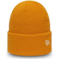 Accessories Herre Huer New-Era Ne colour waffle knit Orange
