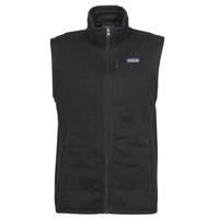 textil Herre Fleecetrøjer Patagonia M's Better Sweater Vest Sort